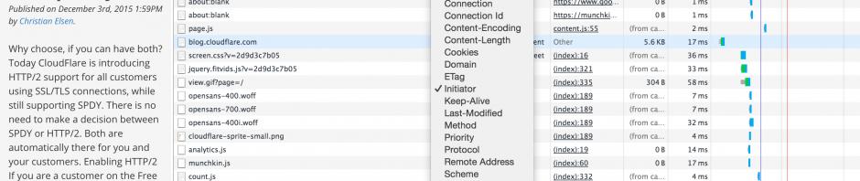 HTTP/2 測試工具