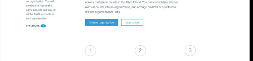 AWS Organizations 正式開放一般使用